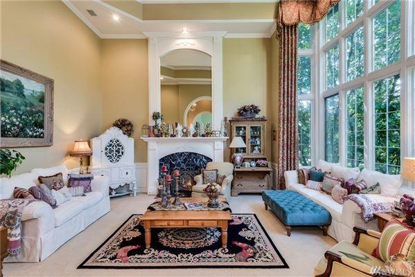 Luxury homes timeless elegance in coveted Gunshy Ridge