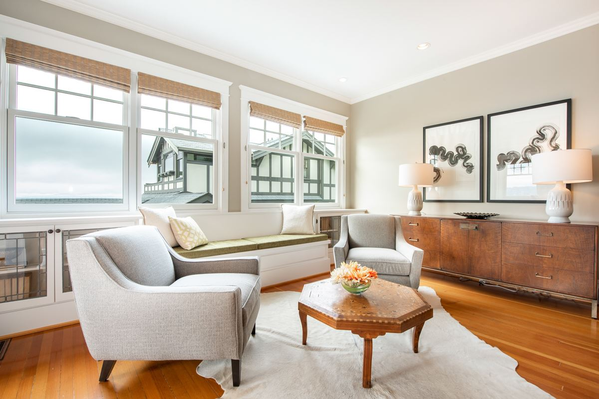 Luxury homes stately Queen Anne craftsman home