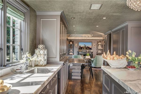 Luxury homes in  magnificent and meticulously renovated colonial
