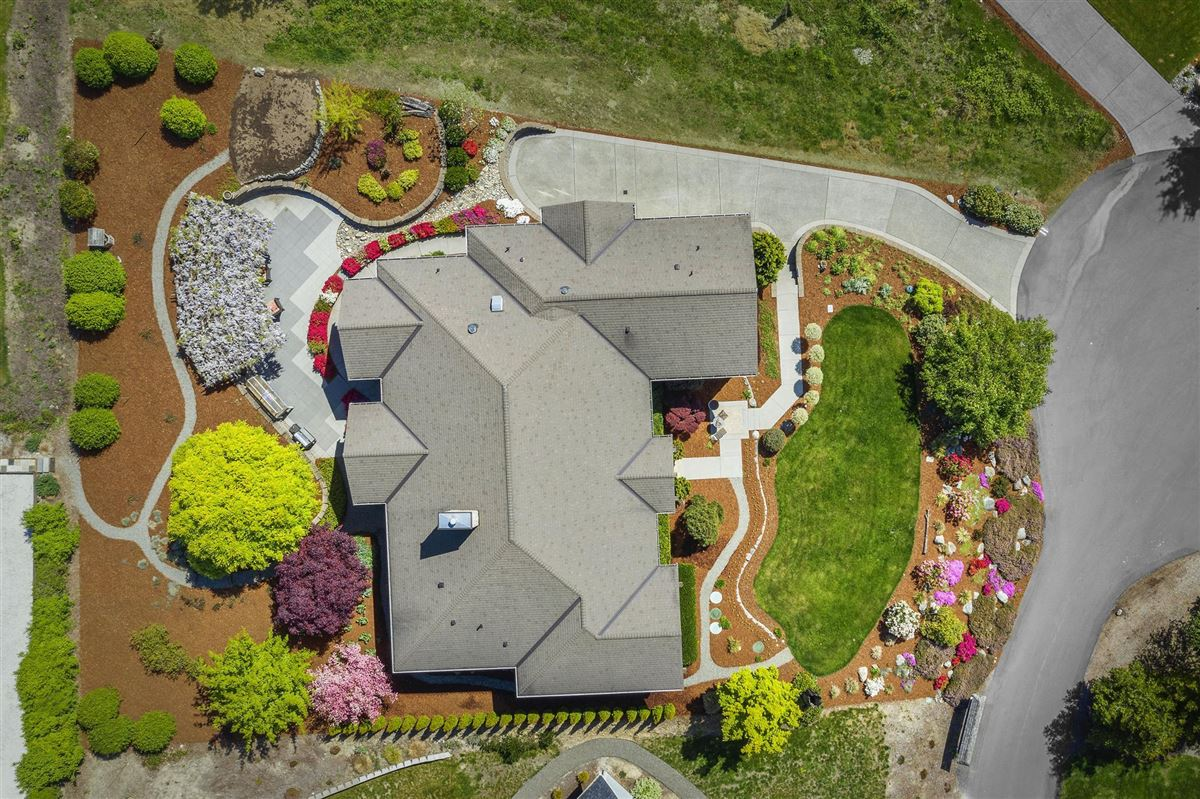 Luxury homes Striking one owner custom home