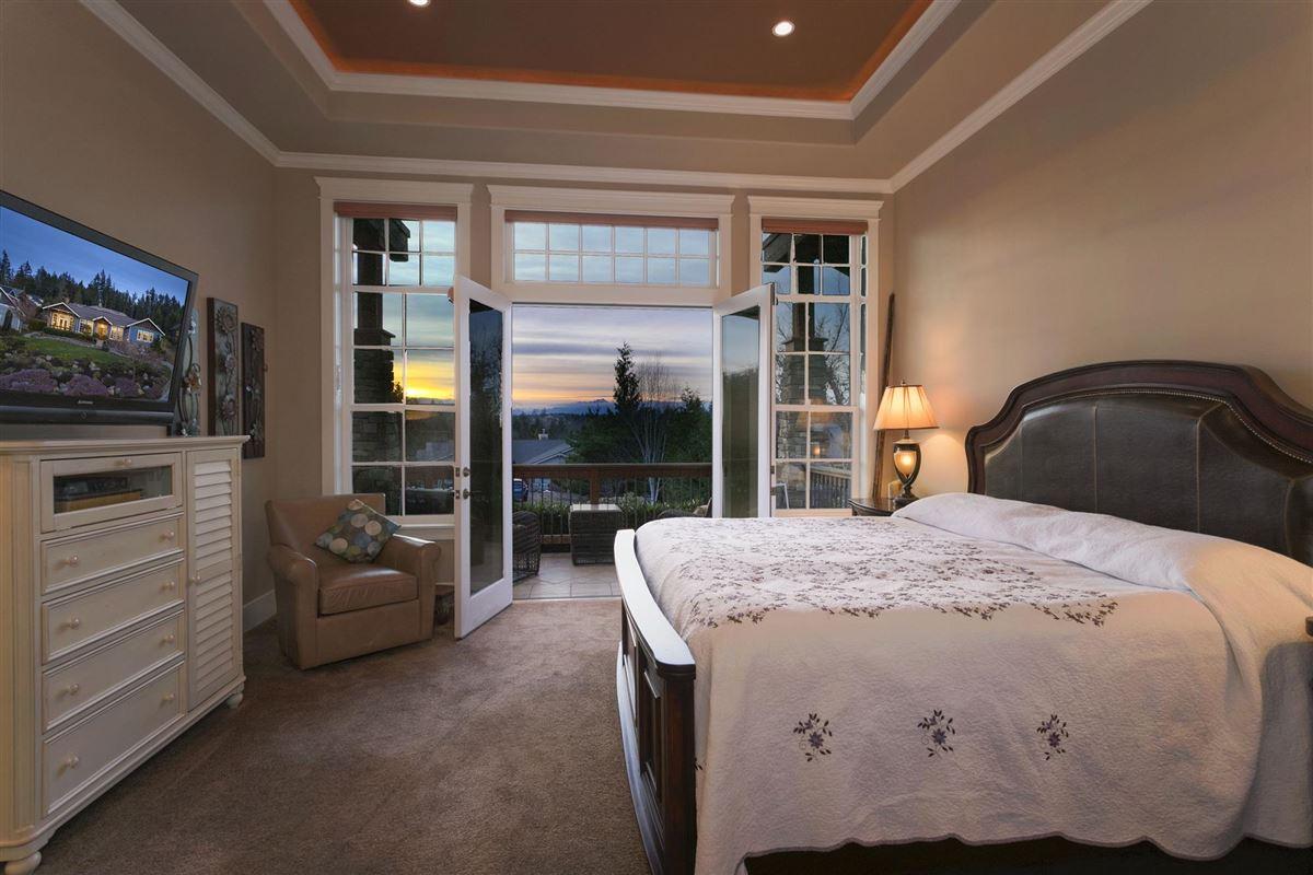 Striking one owner custom home luxury homes