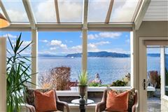 Luxury homes quintessential Northwest home on coveted Alki Point