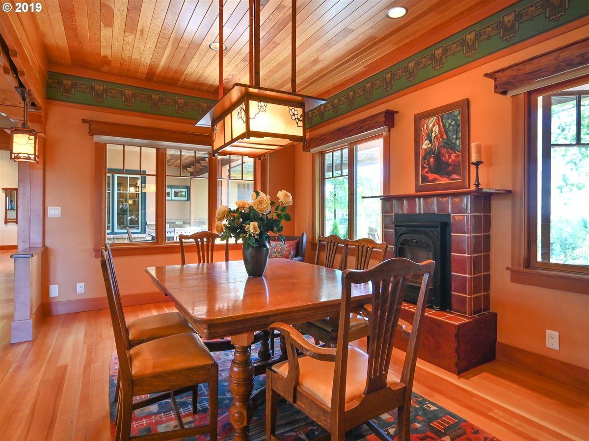 Luxury homes custom craftsman on 22 acres