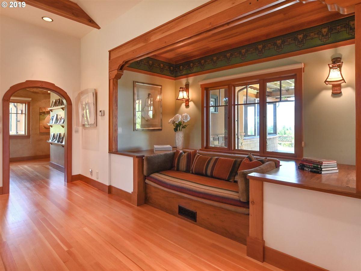 custom craftsman on 22 acres luxury real estate
