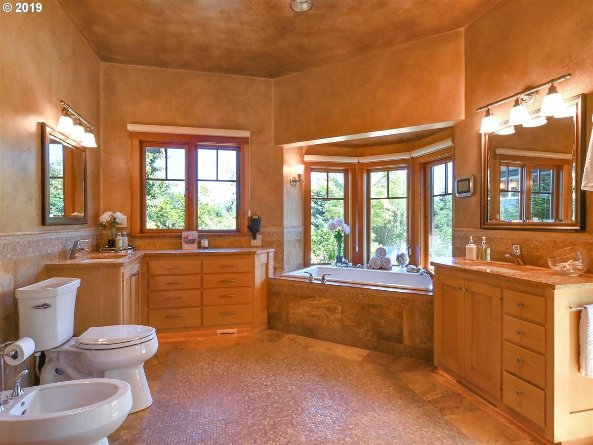 Luxury homes in custom craftsman on 22 acres