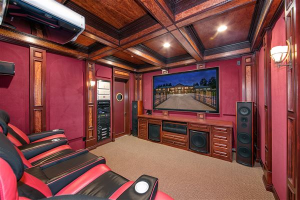 Luxury homes A showcase of substance and artistic ambition