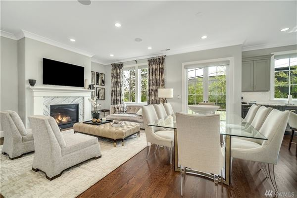 Elegant and stylish home in Canterbury luxury properties