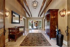 Mansions in Custom built home on two-plus acres in Woodway Park