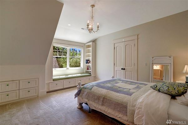 Custom built home on two-plus acres in Woodway Park mansions
