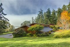Sequim Bay Point Waterfront luxury real estate