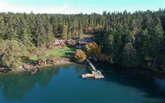 Sequim Bay Point Waterfront luxury homes