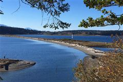 Luxury real estate Sequim Bay Point Waterfront