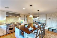 immaculate South End home luxury real estate