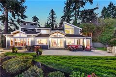 Laid-back California cool on Holmes Point waterfront luxury real estate