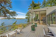 Views of Vancouver Island & beyond mansions