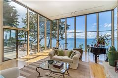 Mansions in Views of Vancouver Island & beyond