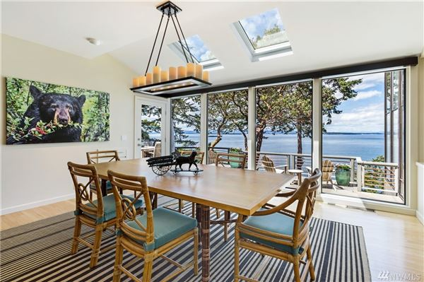 Luxury properties Views of Vancouver Island & beyond