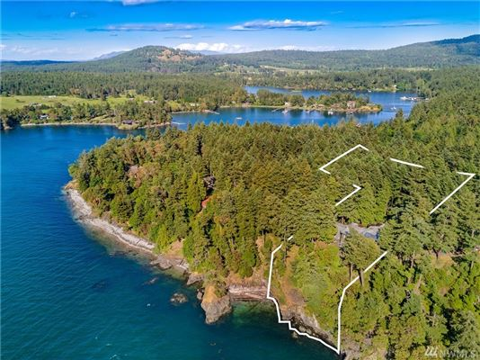 Luxury real estate Views of Vancouver Island & beyond