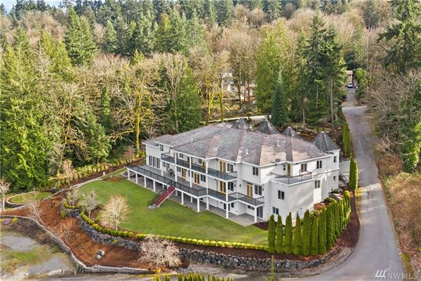 Luxury homes A luxury estate of legendary proportions