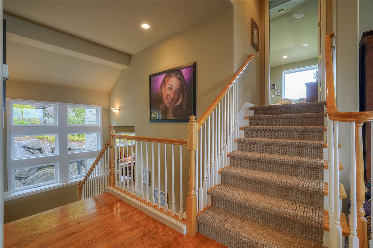 Luxury homes custom view home in gated community
