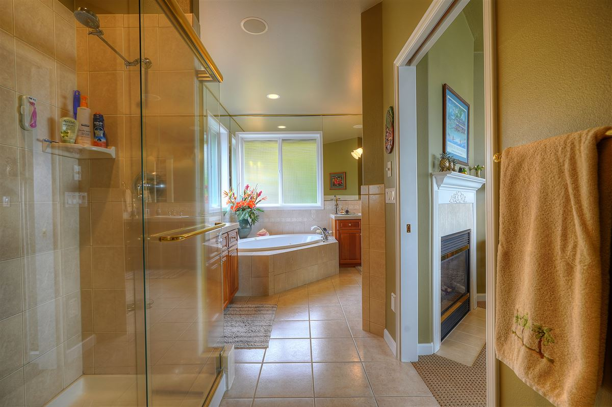 custom view home in gated community luxury real estate