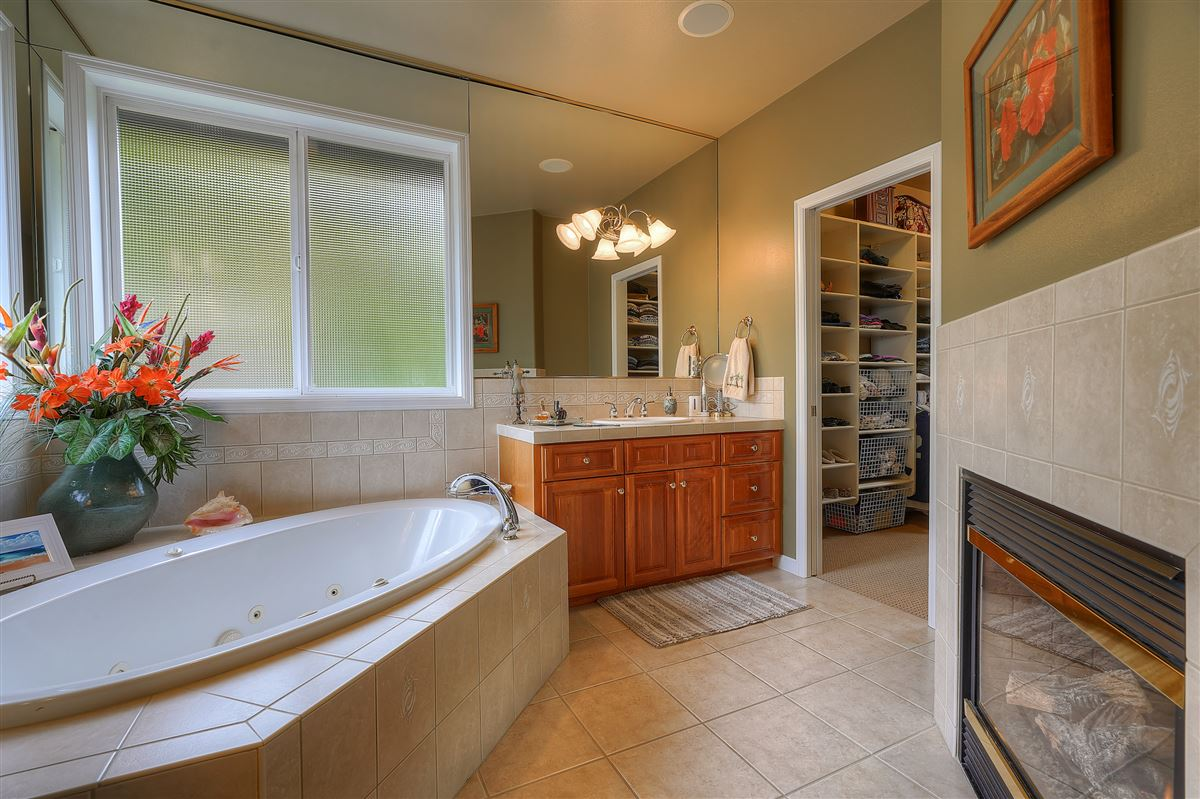 Luxury properties custom view home in gated community