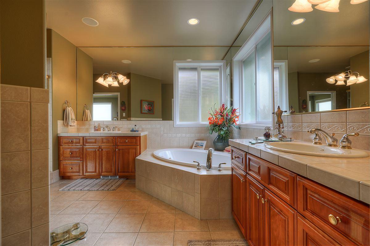custom view home in gated community luxury properties