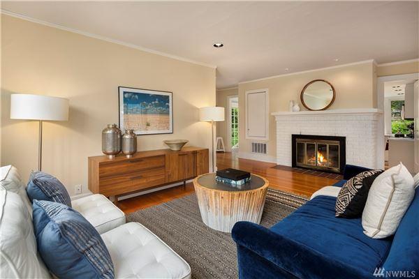 Luxury properties elegant storybook home on wonderful grounds