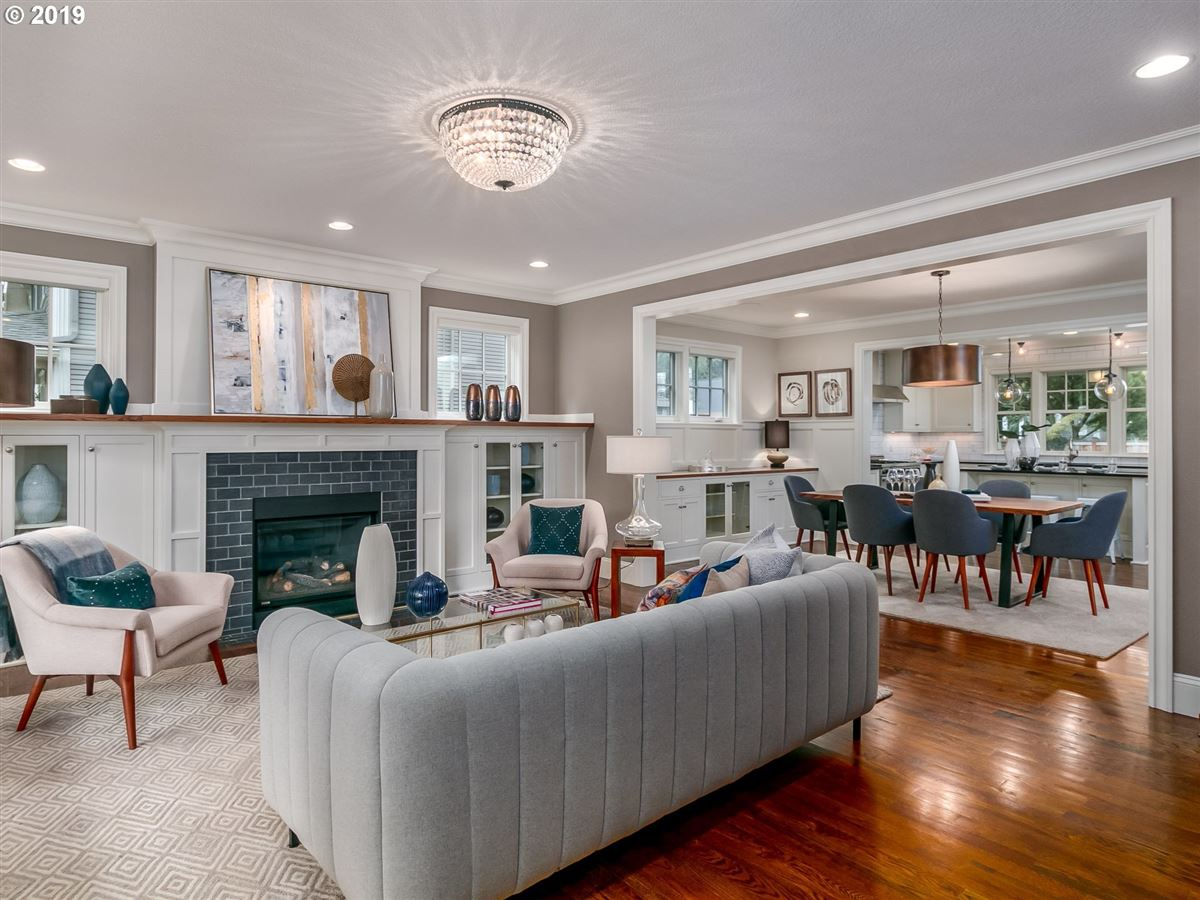 Luxury real estate Rare newer home in Irvington