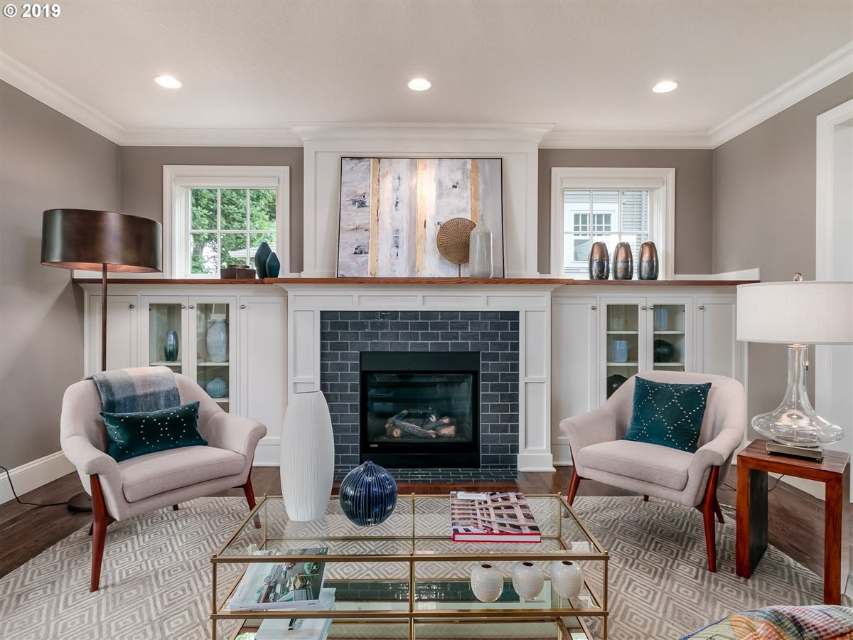 Rare newer home in Irvington luxury real estate