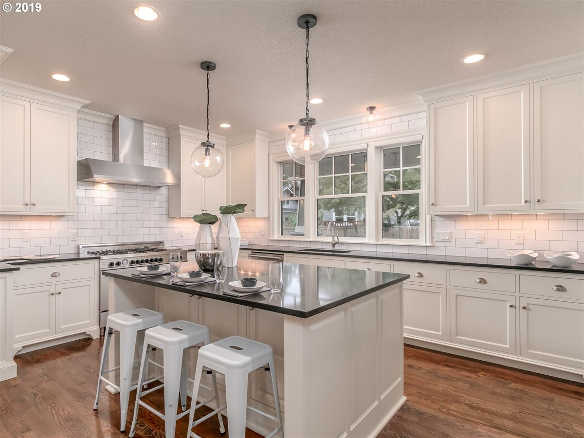 Rare newer home in Irvington mansions