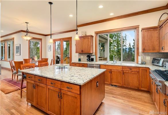 Pristine home on a three acre lot luxury real estate