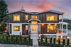 Luxury properties The quintessential Mercer Island lifestyle