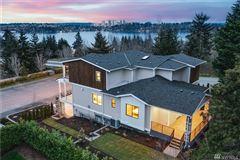 The quintessential Mercer Island lifestyle luxury properties