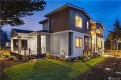Mansions The quintessential Mercer Island lifestyle