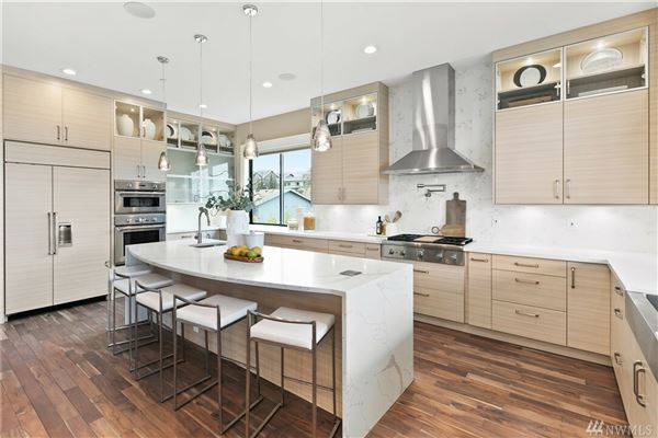 The quintessential Mercer Island lifestyle luxury real estate