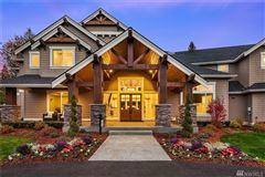 Luxury homes in luxurious estate on acreage within rosewood