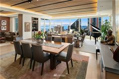 exquisite sky home with stunning views mansions