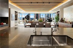 Mansions in exquisite sky home with stunning views