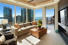 Luxury real estate exquisite sky home with stunning views