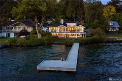 Luxury homes in Stunning Carriage style waterfront property
