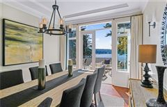 Mansions in West Bellevue six bedroom home with sweeping views