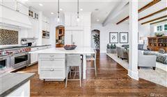 West Bellevue six bedroom home with sweeping views luxury homes