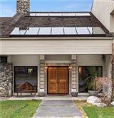 Luxury homes breathtaking Pacific Northwest waterfront estate