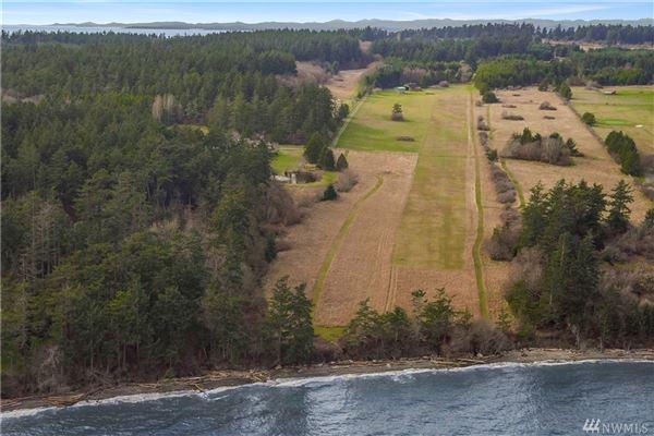Luxury properties breathtaking Pacific Northwest waterfront estate
