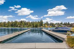 Luxury homes Luminous Waterfront Luxury Home