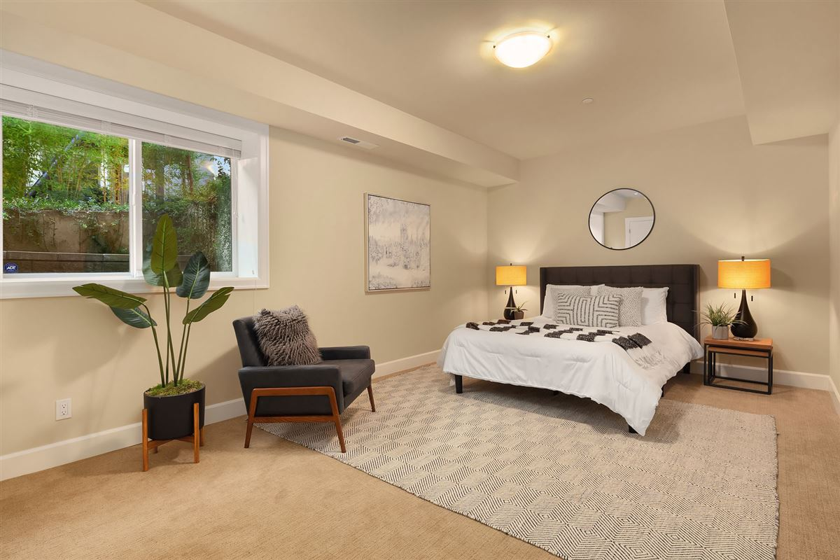 Northwest contemporary Set on a majestic landscape luxury homes