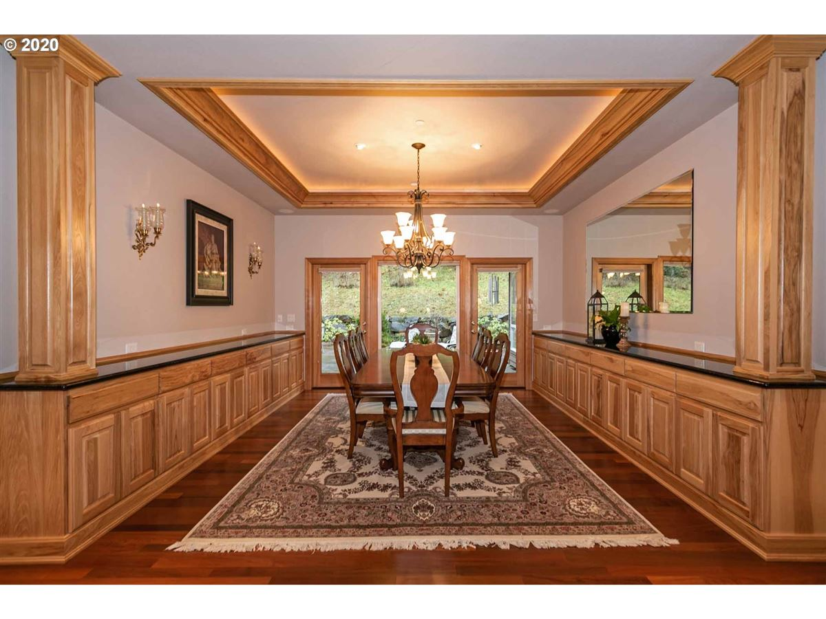 Luxury real estate refined tranquility in north plains