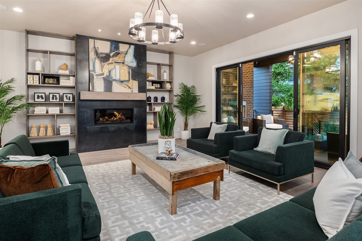 The Dawson luxury properties