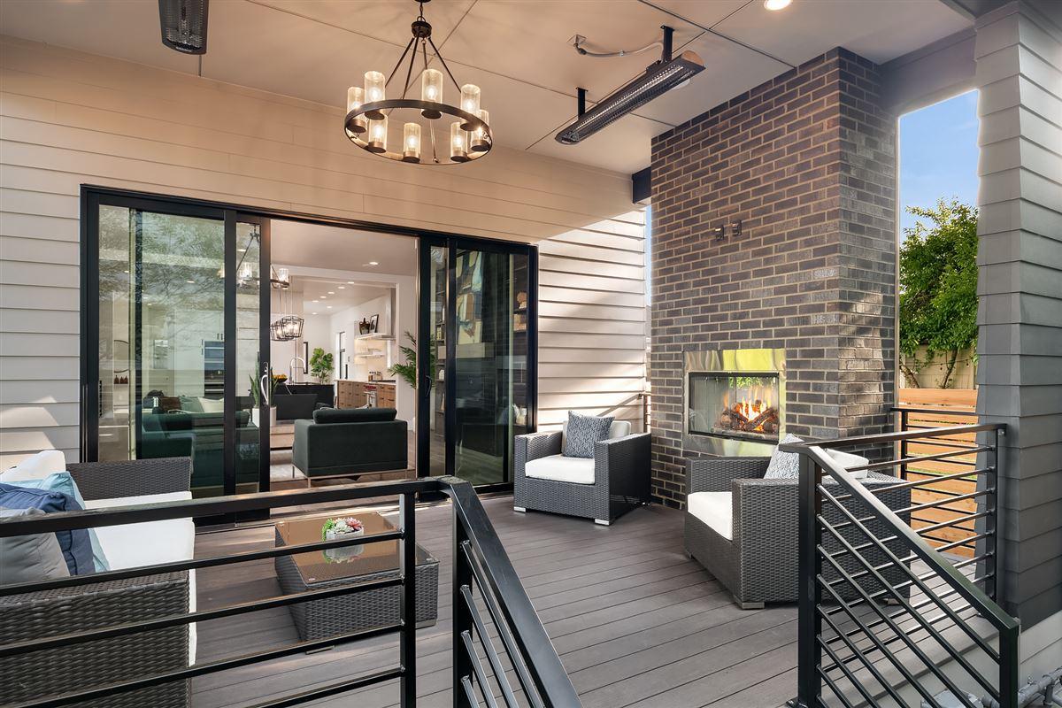Luxury homes in The Dawson